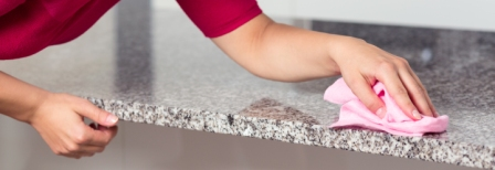 caring for granite countertops vancouver